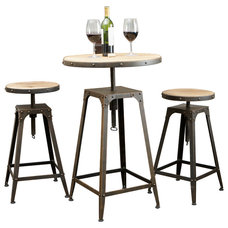 Industrial Dining Sets by Great Deal Furniture