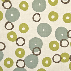 Donuts Fabric by Galbraith and Paul