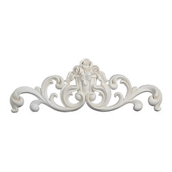 uDecor - OR-5034 - Accent features are manufactured with a dense architectural polyurethane compound (not Styrofoam) that allows it to be very durable and 100% waterproof. These corbels are delivered pre-primed for paint. It is installed with architectural adhesive and/or finish nails. It can also be finished with caulk, spackle and your choice of paint, just like wood or MDF. A major advantage of polyurethane is that it will not expand, constrict or warp over time with changes in temperature or humidity. It's safe to install in rooms with the presence of moisture like bathrooms and kitchens. This product will not encourage the growth of mold or mildew, and it will never rot.
