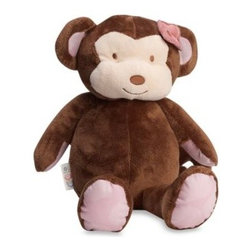 Cocalo - CoCaLo Jacana Plush Monkey - Bring a cute touch to your child's Jacana nursery with the addition of this irresistible soft, plush monkey. This coordinating stuffed animal is a lovable addition to your little one's room.