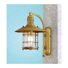 Tropical Wall Lighting by Fredeco Lighting