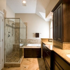Traditional Bathroom by Curb Appeal Renovations