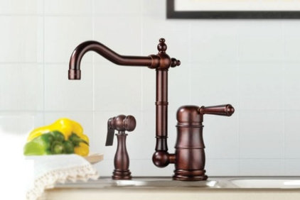 traditional kitchen faucets by Decor Island