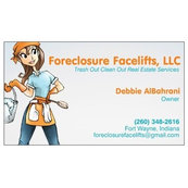 Foreclosure Facelifts, Llc. Logo