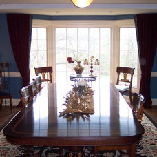 Contemporary Dining Room by Web Decors - Donna Webster