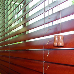 Horizontal Blinds - Lovin' the close up!