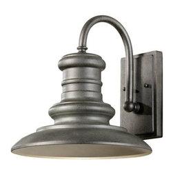 Feiss Lighting - 1- Light Outdoor Lantern - Feiss Lighting OL8601TRD  in Tarnished