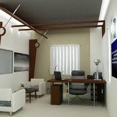 Modern  by Ashwin Architects