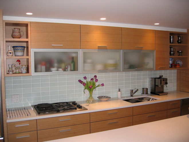 Modern Kitchen Cabinets by Swiss Touch Construction Ltd