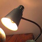 European vintage industrial furniture - Desk lamp No. 26