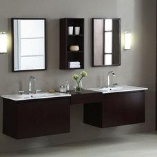 Modern Bathroom Vanities And Sink Consoles by Vanities for Bathrooms