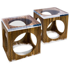 contemporary side tables and accent tables by Cliff Young Ltd.