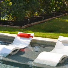 Outdoor Chaise Lounges by Ledge Lounger LLC