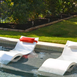 Ledge Loungers in Action! -