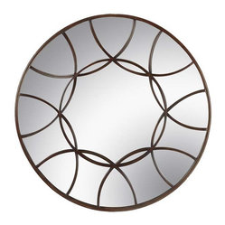 Elois LOW IN STOCK | Wall Mirrors | Iron Framed Mirrors