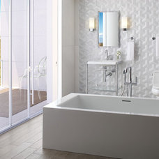 Modern Bathroom by Kallista Plumbing