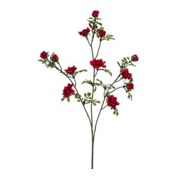 Silk Plants Direct - Silk Plants Direct Rose (Pack of 12) - Red - Pack of 12. Silk Plants Direct specializes in manufacturing, design and supply of the most life-like, premium quality artificial plants, trees, flowers, arrangements, topiaries and containers for home, office and commercial use. Our Rose includes the following: