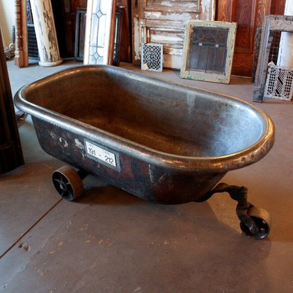 Eclectic Bathtubs by Preservation Station