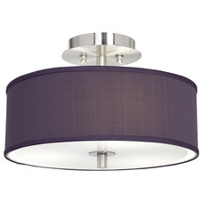 Contemporary Flush-mount Ceiling Lighting by Lamps Plus