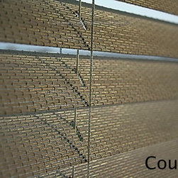 Motorized Venetian Shades - Venetian blinds from Coulisse