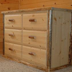 Log Furniture - Kate Ledford