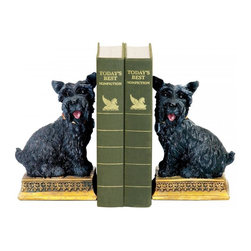 Joshua Marshal - Pair Baron Bookends - Pair Baron Bookends
