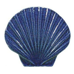 "Glass Tile Oasis - Seashell Pool Accents Blue Pool Glossy Ceramic - Sheet size:  5""        Tile thickness:  1/4""        Sheet Mount:  Mesh Backed    Sold by the piece       -  We offer six lines of in-stock designs ready for immediate delivery including: The Aquatic Line  The Shadow Line  The Hang 10 Line  The Medallion Line  The Garden Line and The Peanuts® Line.All of the mosaics are frost proof  maintenance free and guaranteed for life.Our Aquatic Line includes: mosaic dolphins  mosaic turtles  mosaic tropical and sport fish  mosaic crabs and lobsters  mosaic mermaids  and other mosaic sea creatures such as starfish  octopus  sandollars  sailfish  marlin and sharks. For added three dimensional realism  the Shadow Line must be seen to be believed. Our Garden Line features mosaic geckos  mosaic hibiscus  mosaic palm tree  mosaic sun  mosaic parrot and many more. Put Snoopy and the gang in your pool or bathroom with the Peanuts® Line. Hang Ten line is a beach and surfing themed line featuring mosaic flip flops  mosaic bikini  mosaic board shorts  mosaic footprints and much more. Select the centerpiece of your new pool from the Medallion Line featuring classic design elements such as greek key and wave elements in elegant medallion mosaic designs."