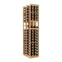 Double Deep 3 Column Wine Rack Display - The Double Deep 3 Column Wine Rack Display is part of our Double Deep series.