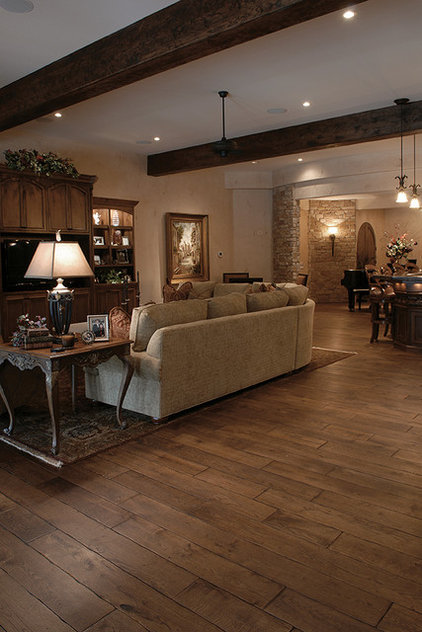 Traditional Wood Flooring by Signature Innovations LLC