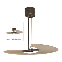 """Fanimation - Fanimation Marea 42"""" Modern Ceiling Fan - Blades and Remote Control Included - Included Components:"""