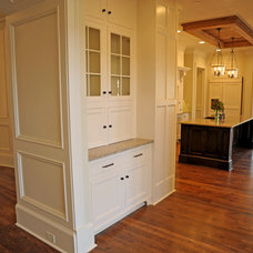 Traditional Kitchen by Webber Coleman Woodworks