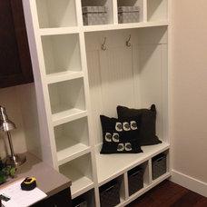 Modern  by Black Pine Custom Cabinets