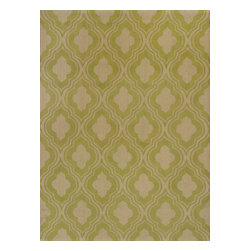 KAS - Kas Natura 2256 Lime Rania Rug - 6 ft 6 in x 9 ft 6 in - Kas Natura 2256 Lime Rania Area Rug. Kas Natura 2256 Lime Rania Area Rug. Our KAS Natura rugs pump up Eastern Indian motifs for a colorful, casual look. These vivid works of art will add fun and function to your room setting in fresh, updated colorations. Natura rugs have been machine woven in India, ensuring the heavy-duty jute construction provides durability and rich texture for your active lifestyle. Each modern Natura rug is ready to make a wow-statement in your contemporary space.