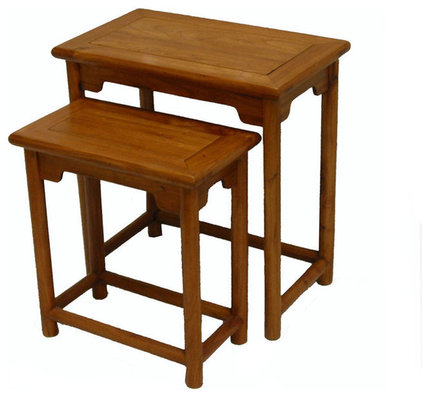 Asian Side Tables And End Tables by DYAG - East