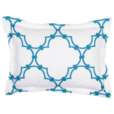 Mediterranean Pillowcases And Shams by COCOCOZY