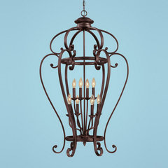 traditional pendant lighting by Lowe's