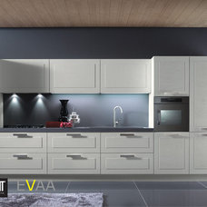 modern kitchen cabinets by EVAA International, Inc.