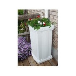 Madison Rain Catcher Rain Barrel - Incognito rain barrel.  Rain barrels don't have to be ugly!  This one is $219.99 with free shipping from http://www.simplyrainbarrels.com