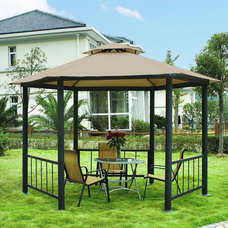 Traditional Gazebos by Brookstone