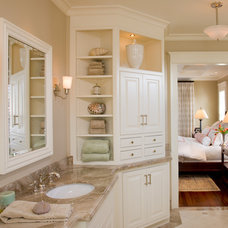 Traditional  by Dorothy Howard AIA, Architect