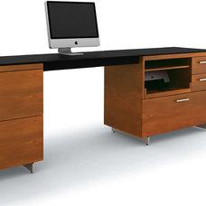 Modern Desks And Hutches by 2Modern