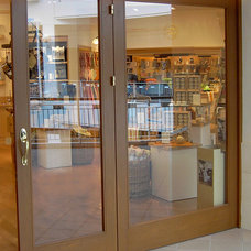 Modern Front Doors by Woodmax, LLC