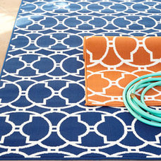 mediterranean outdoor rugs by Horchow