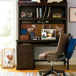 Universal - Smart Stuff - Paula Deen Guys Henry's Desk and Hutch -