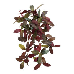 Silk Plants Direct - Silk Plants Direct Laurel Hanging Bush (Pack of 6) - Silk Plants Direct specializes in manufacturing, design and supply of the most life-like, premium quality artificial plants, trees, flowers, arrangements, topiaries and containers for home, office and commercial use. Our Laurel Hanging Bush includes the following: