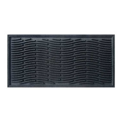 Buymats Inc - Apache 60-229-0900-01800036 Rubber Utility Door Mat - 18 x 36 in. Multicolor - 6 - Shop for Door Mats from Hayneedle.com! About buyMATSOffering the widest array of mats in the world buyMATS guarantees satisfaction. Whether you're looking for yoga mats pilates mats exercise mats entry mats door mats play mats industrial mats and anti-fatigue mats buyMATS has the most and the best mats around.