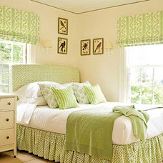 Green Natural Bedroom Designs for Nature loving people - Home Decoration