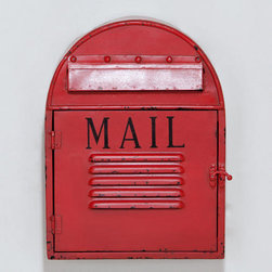Mailbox Wall Décor -
