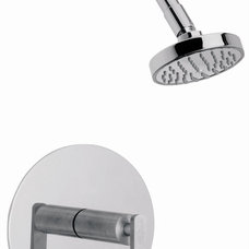 Modern Showerheads And Body Sprays by PoshHaus