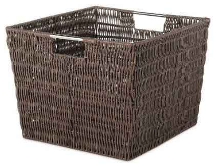modern baskets by Amazon